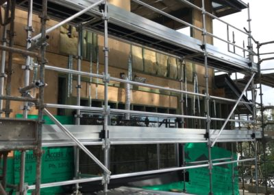 Commercial and Residential Scaffolding