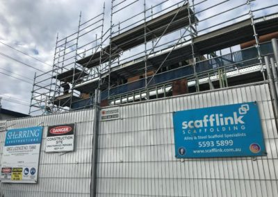 sherring scaffold